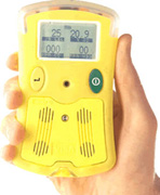 The New GMI VISA Portable Gas Detector - Click Here to open product datasheet
